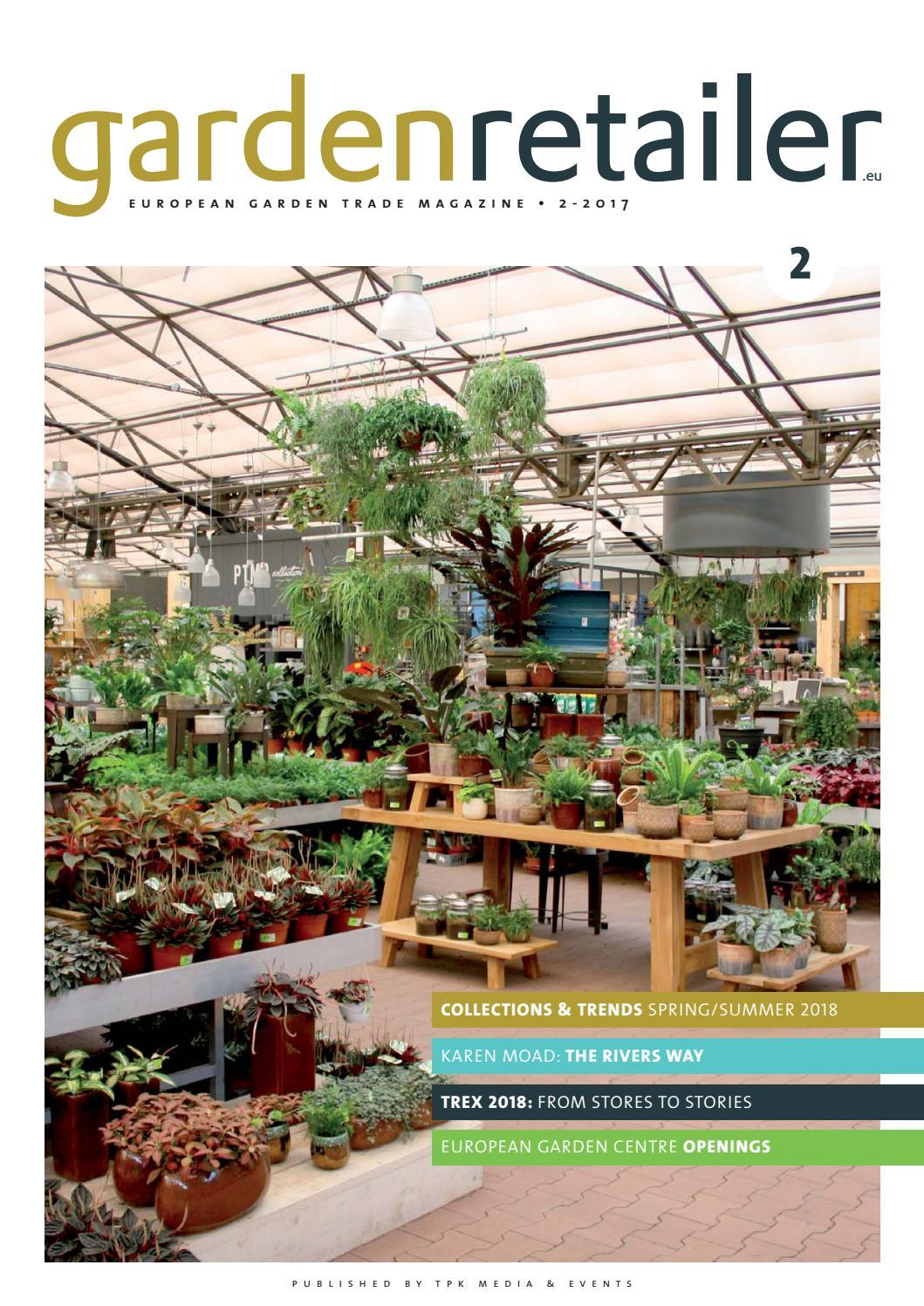 Garten solar Deko Neu Garden Retailer 02 17 by Tpk Media & events issuu