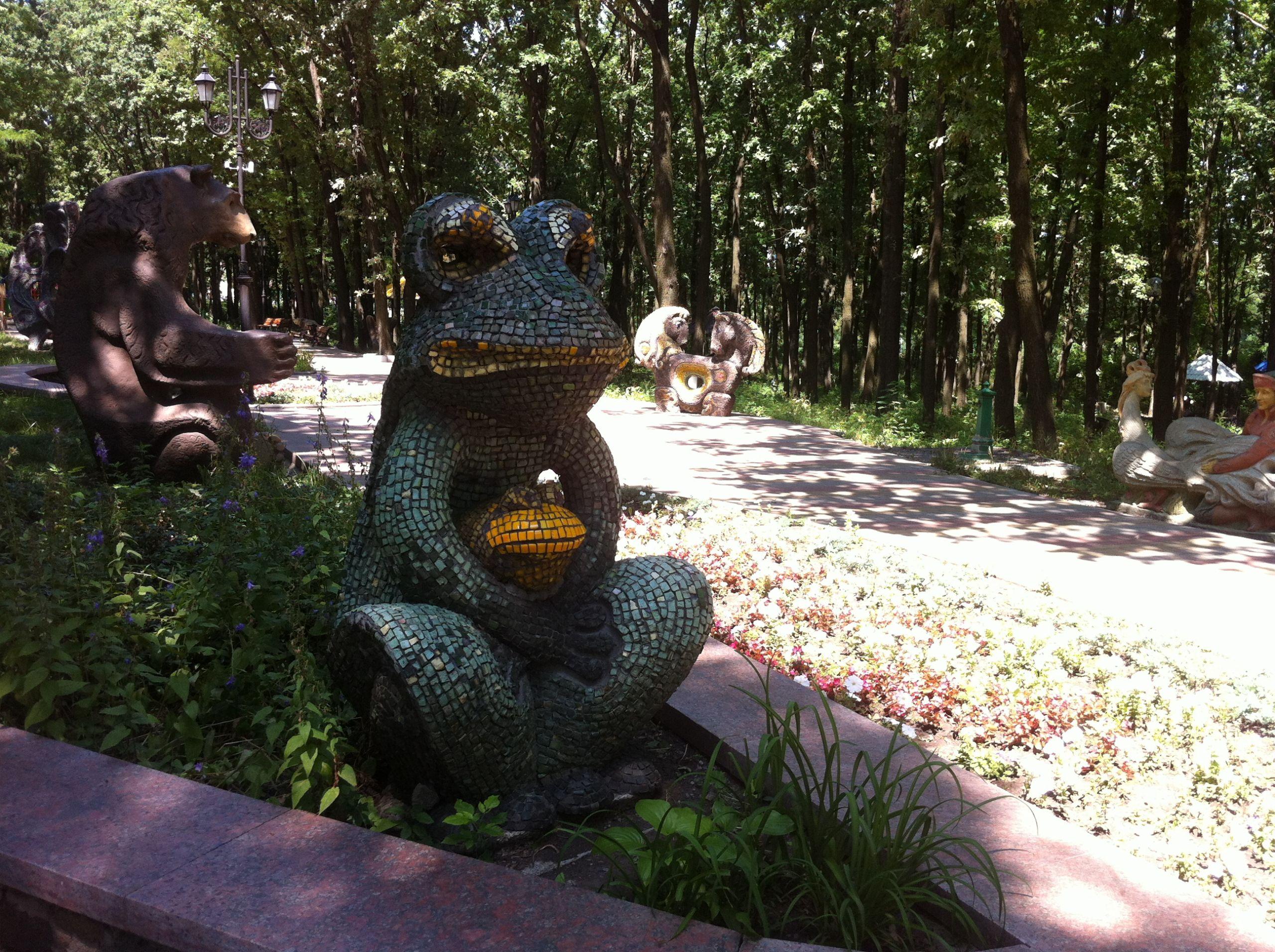 Garten Statue Inspirierend ФайРGlade Of Fairy Tales Of Donetsk 08 — Википедия