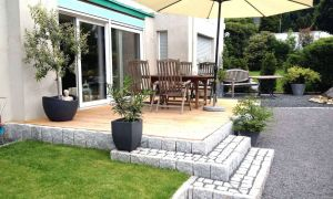 33 Inspirierend Garten Terrasse Gestalten