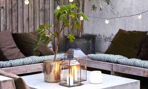 38 Luxus Garten Tischdeko