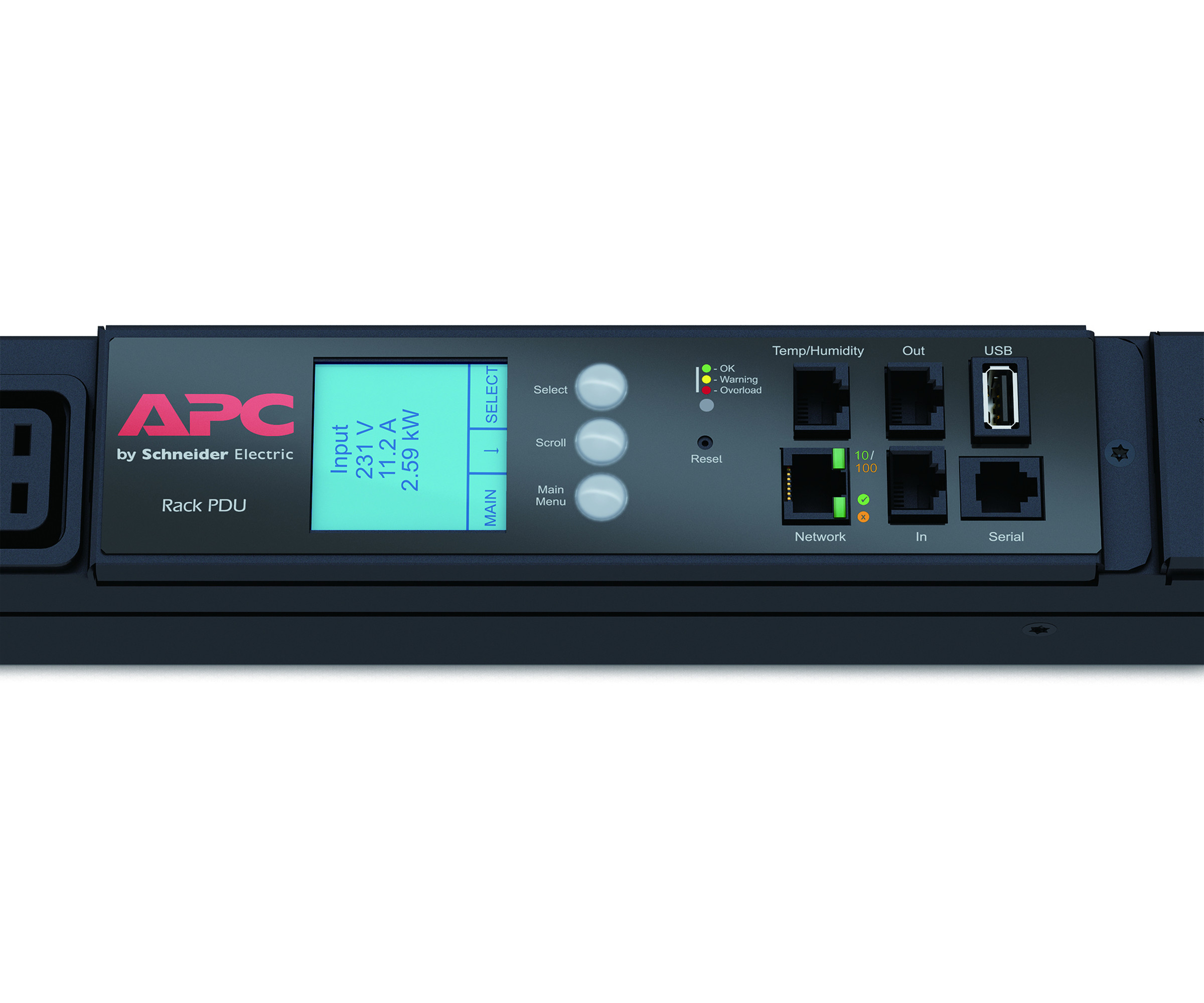 apc ap8886 power distribution unit pdu 0d black 42 ac outlet s en 2