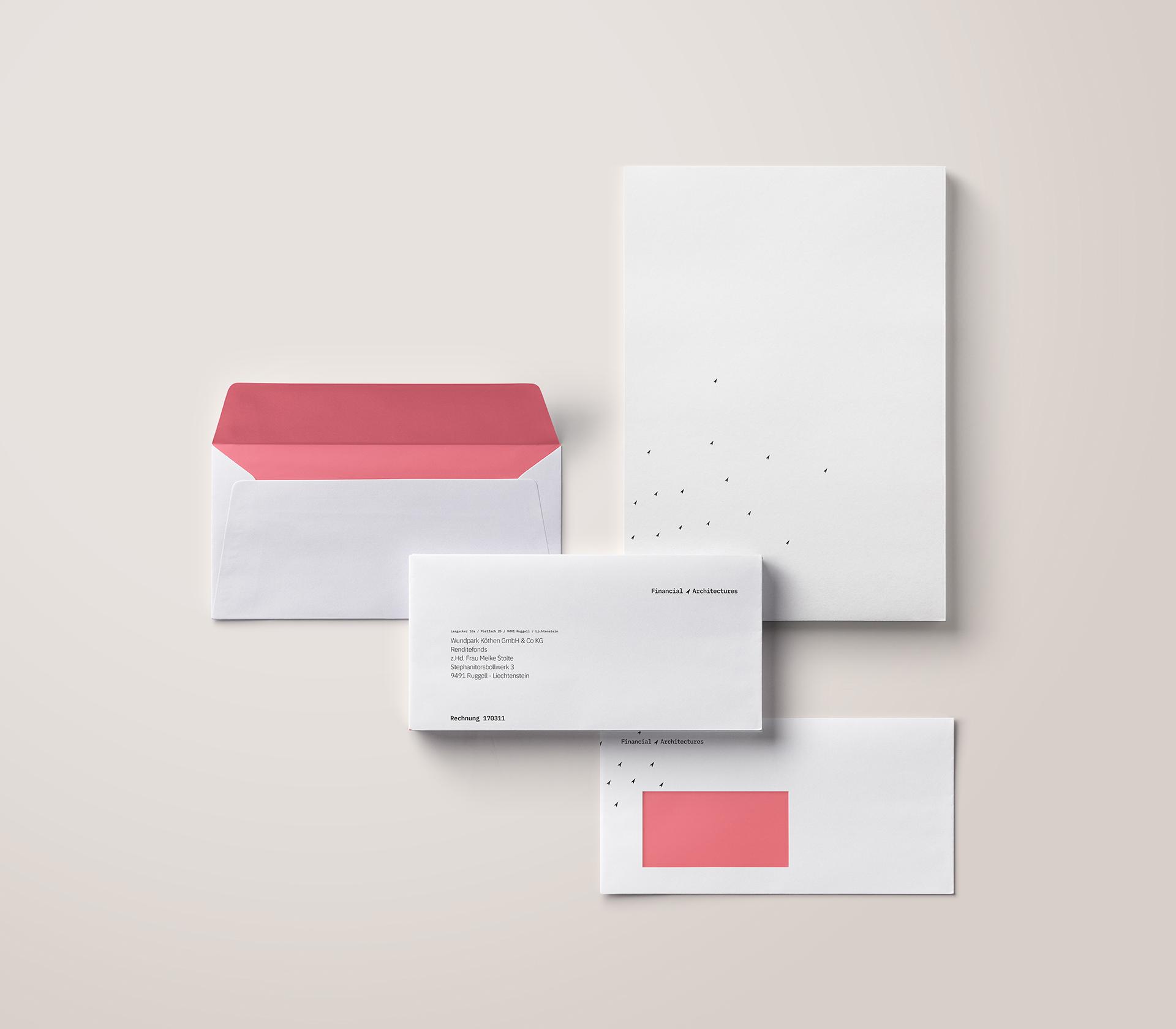 FA Envelope Letter 1