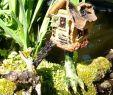 Garten Windlicht Einzigartig Windlicht Baba Jaga Hexenhaus Aus ton Handmade by