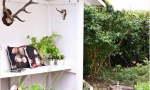 35 Luxus Garten Winterdeko