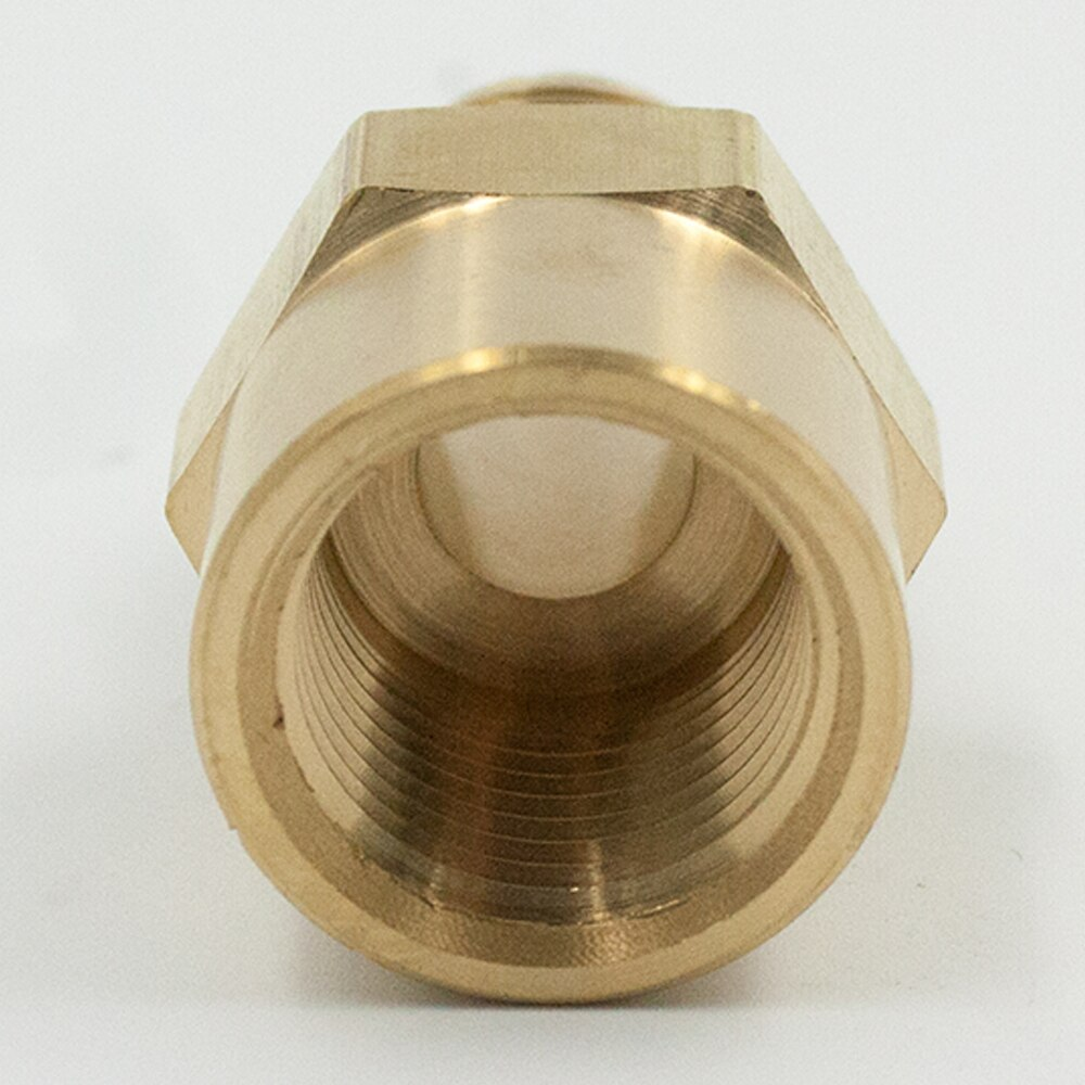 Legines Brass Flare Fitting Coupling 3 16 1 4 5 16 3 8 Tube OD x