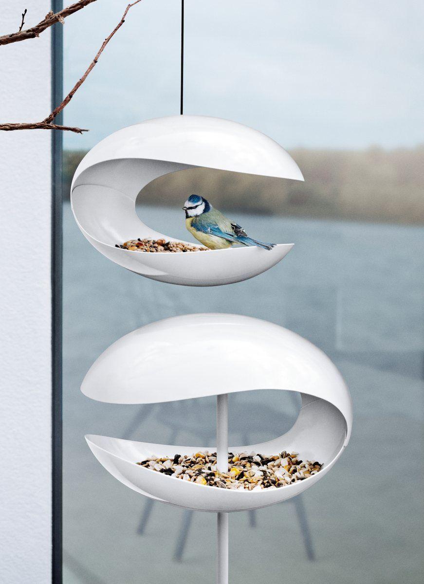 Gartenaccessoires Modern Einzigartig Very Modern Very Cool Bird Feeder something for My