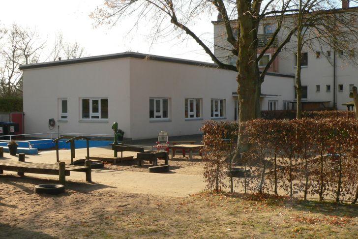 Gartenanlage Elegant ФайРSiedlung Georgsgarten Kindergarten — Википедия