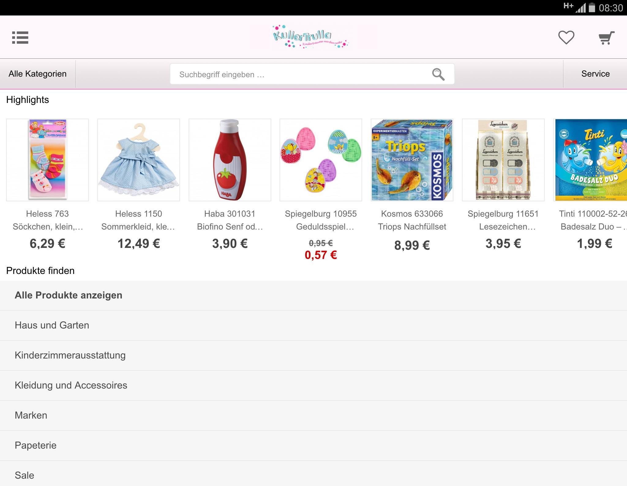 Gartenbedarf Online Einzigartig Kullertrulla дРя Андроид скачать Apk