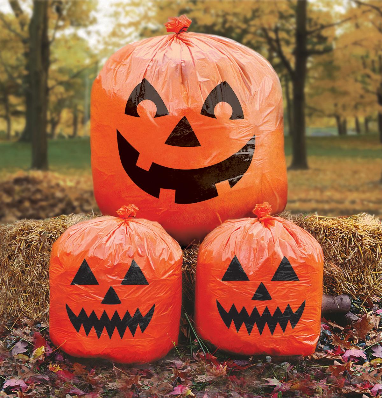 lustiges halloween kuerbis gartendeko trio 1OoMUfokkV2A9u