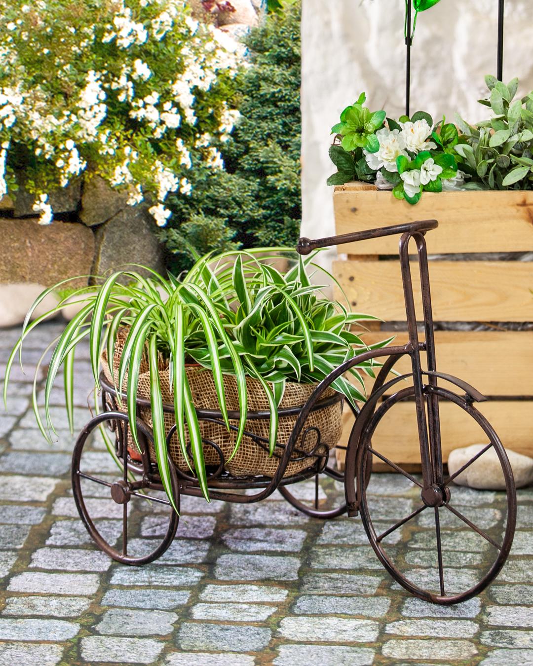 Gartendeko Auf Rechnung Luxus Dieser Pflanzkorb Wird In Eurem Garten Zu Einem Echten
