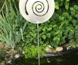 Gartendeko Aus Edelstahl Einzigartig Sama Metalldesign Gartenstecker Edelstahl Spirale