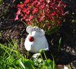 Gartendeko Aus Stein Schön Ceramic Garden Decoration Cute Mouse Pinky In 2019