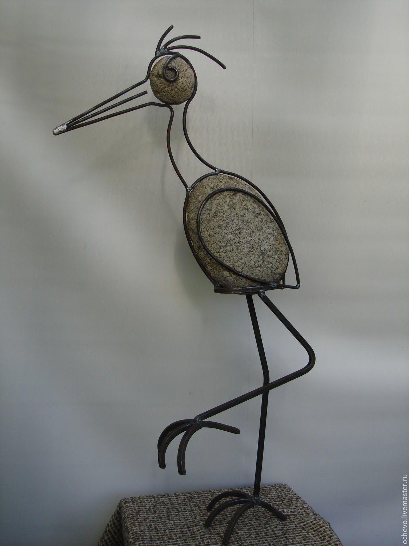 Gartendeko Aus Stein Und Metall Elegant Ciekawie Metalart Schrottkunst