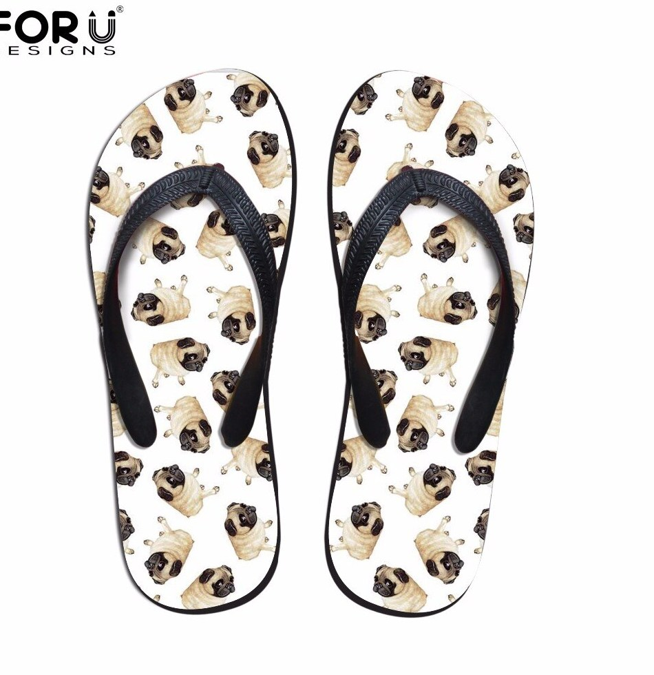 FORUDESIGNS New Fashion Women Slip on font b Flip b font font b Flops b font