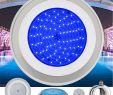 Gartendeko Edelrost Best Of Swimming Underwater Rgb Lamp Stainless 252led 18w Resin Led