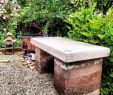 Gartendeko Edelrost Luxus This Rammed Earth and Concrete Bench Has Been Through Over A