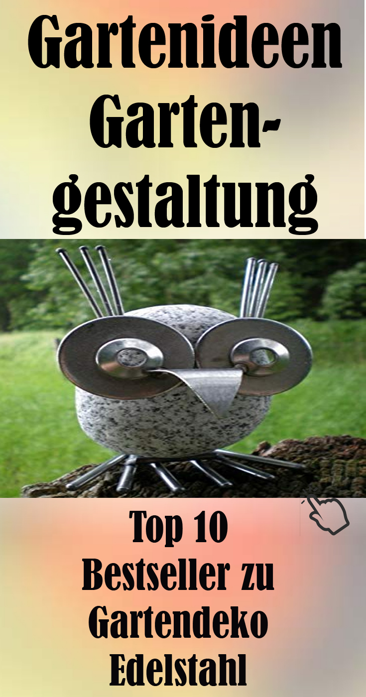 Top 10 Gartendeko Edelstahl Bestseller Liste