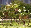 Gartendeko Fahrrad Einzigartig Gartendeko Selber Machen Mit Fahrrad Und Blumen Freshouse