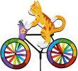 Gartendeko Fahrrad Frisch Xxl Windrad Fahrrad 1 23 M Katze Maus Herbst 2 Räder
