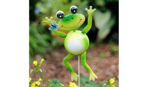 24 Neu Gartendeko Frosch