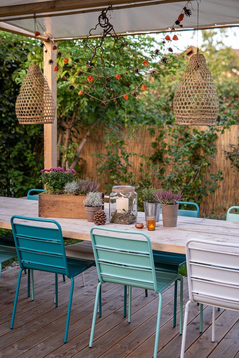 2019 09 21 DIY Gartendeko Herbst Pflanzen 18