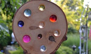 40 Einzigartig Gartendeko Holzbrett