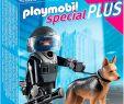 Gartendeko Hund Schön Playmobil 5369 Special Plus Sek Polizist Mit Hund