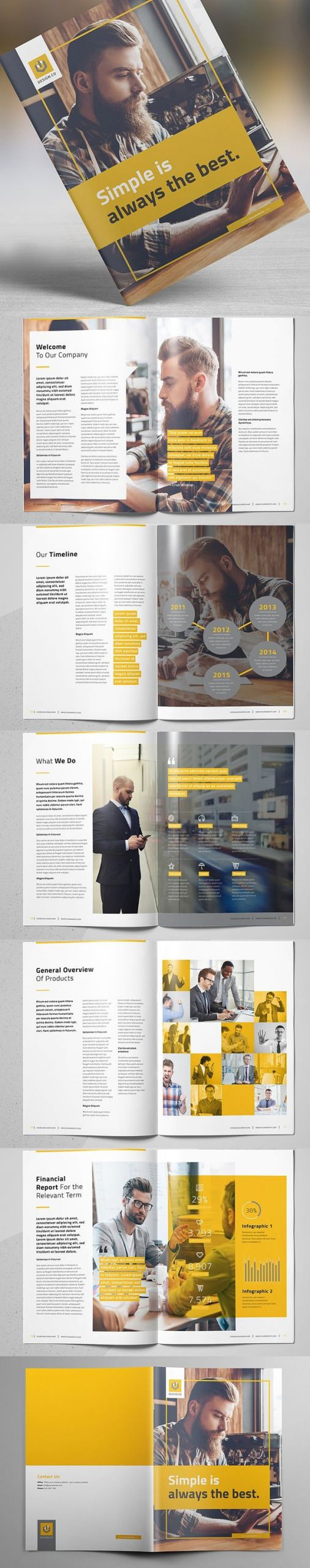 1c66f1f2ce f3064e ce3 brochure template business template