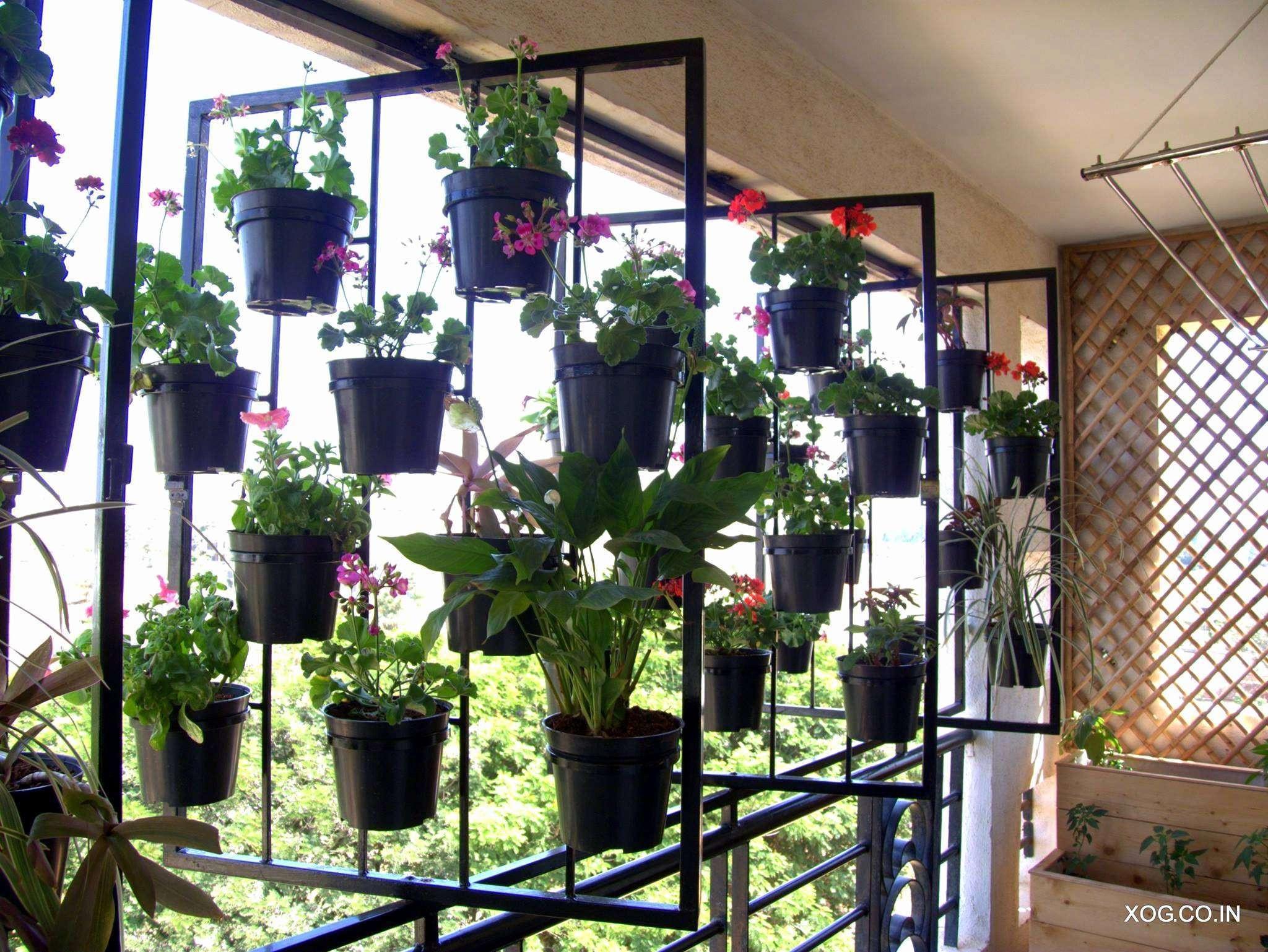 vertikaler garten balkon 45 inspirierend diy garten stock of vertikaler garten balkon