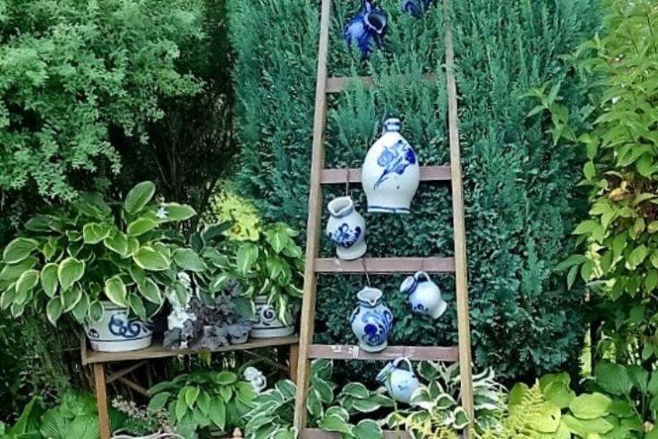 Gartendeko Leiter Neu Ein Garten Wie Aus Der Gartenzeitschrift