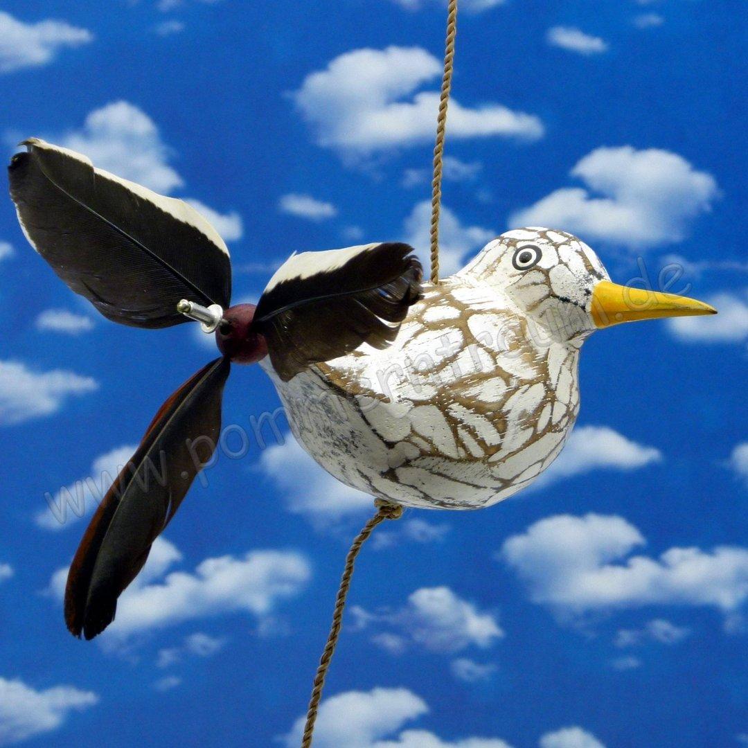 P Flatter Moewen Flatter Vogel Windspiele Moewen Mobile Moeve Seagull JPG