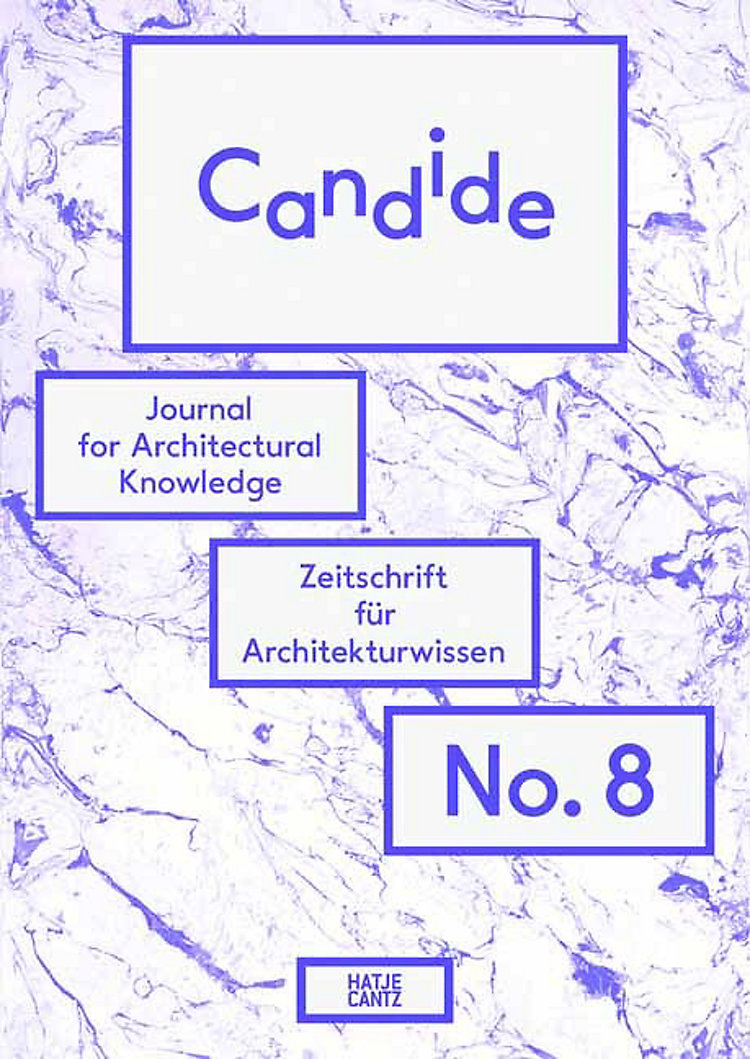 candide journal for architectural knowledge