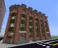 Gartendeko Modern Neu Minecraft City Buildings 05