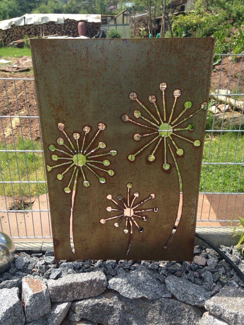 30 Einzigartig Gartendeko Rost Sa Ule Garten Deko