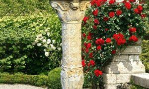 38 Elegant Gartendeko Säule