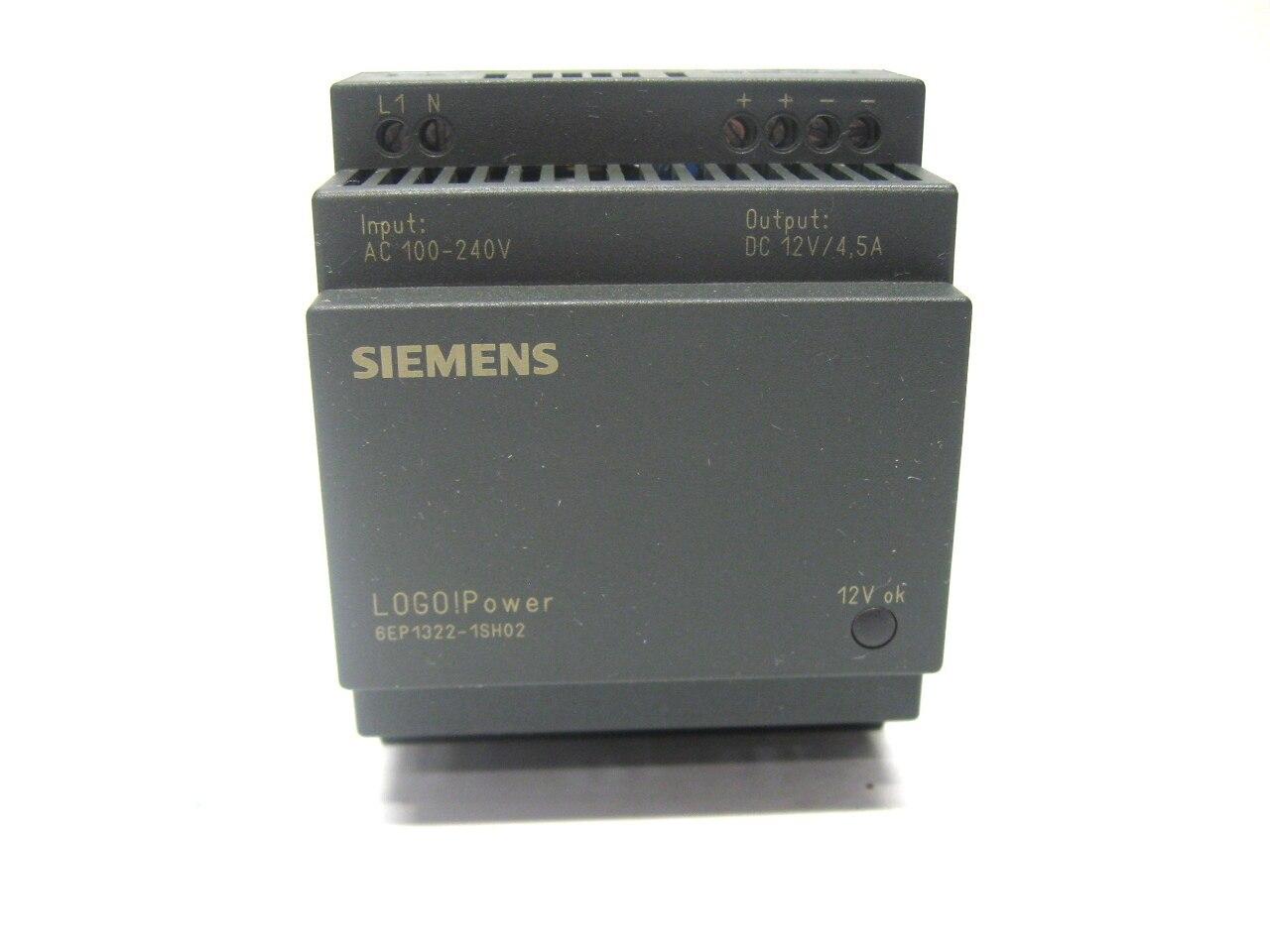 ip6337 siemens 6ep1322 1sh02 logo power supply 12 vdc output 100 240 vac input 3