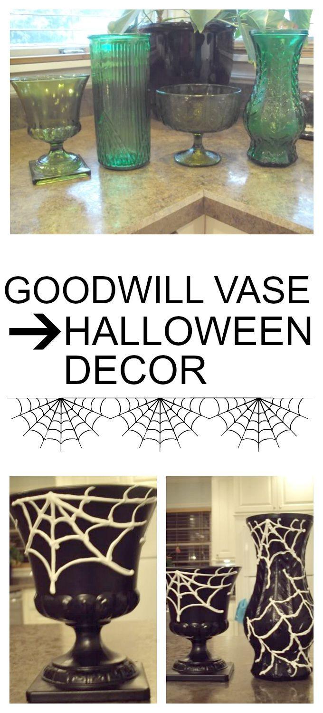Gartendeko Sale Frisch Rummage Sale Vase to Halloween Decor
