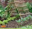 Gartendeko Selbstgemacht Schön Diy Für Den Garten Aus Gittern Ruten Und Gartengeräten