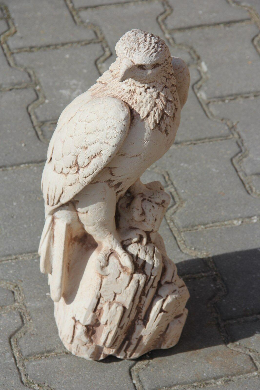 Gartendeko Vogel Luxus Gartendeko Vogel Farbe Adler Stein Steinfigur Massive
