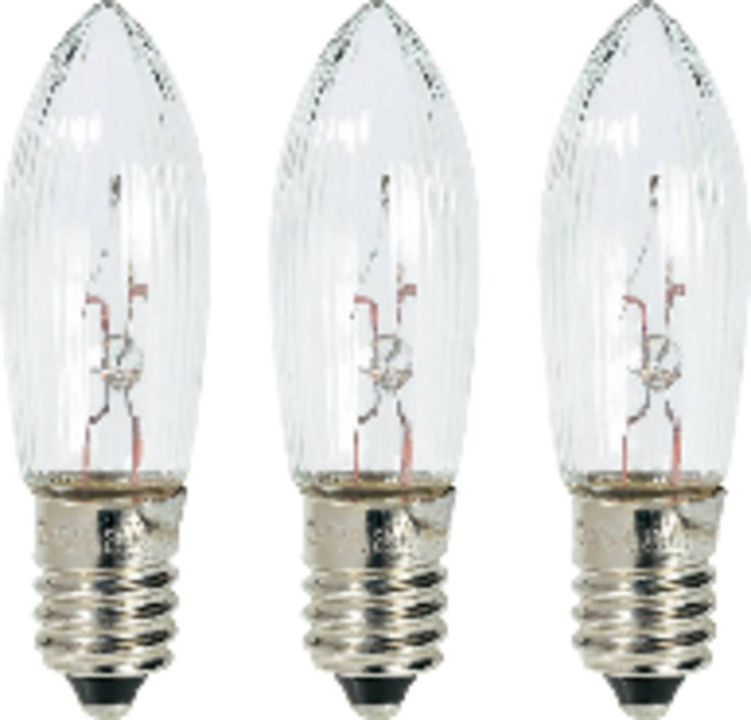 Konstsmide 2651 030 Ersatzlampen 3 St E10 24V Klar