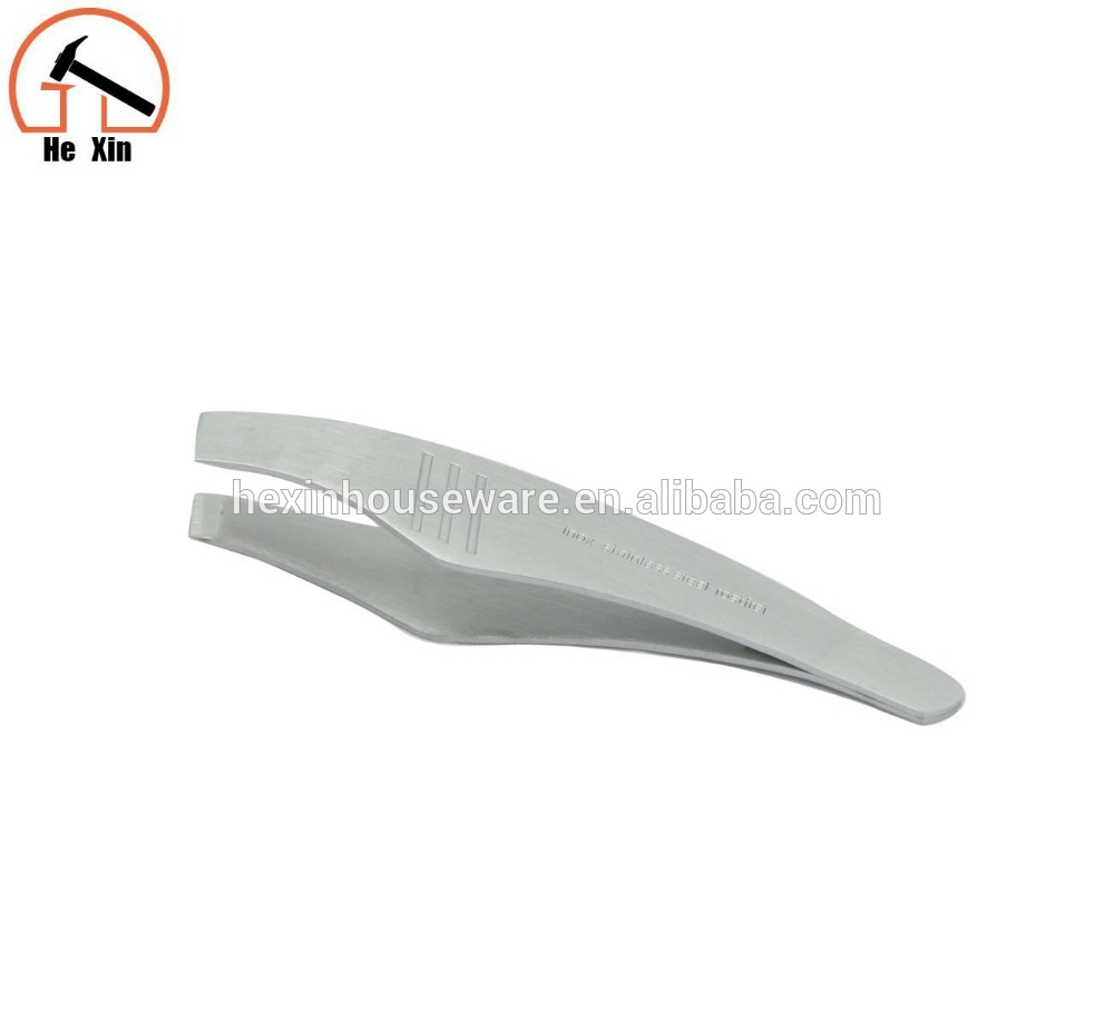 High quality stainless steel fish bone tweezers