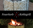 Gartendekoration Luxus Feuerkorb