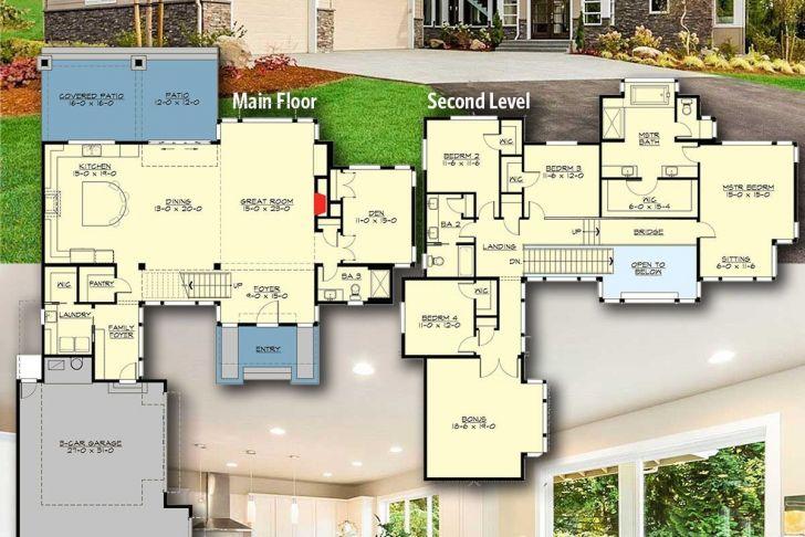 Gartendesign Modern Elegant Plan Jd Modern House Plan with Options In 2019