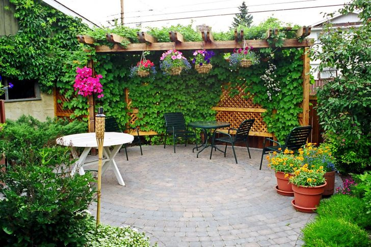 Gartenecke Gestalten Genial Small Garden