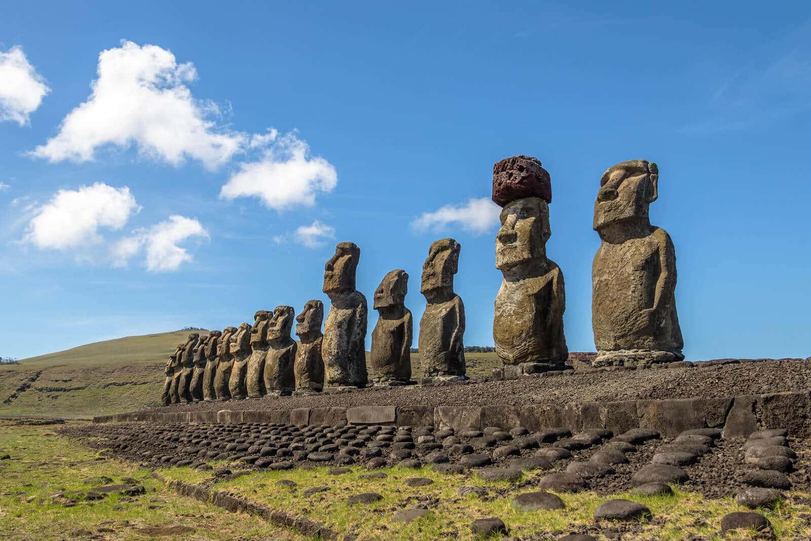 moai figuren
