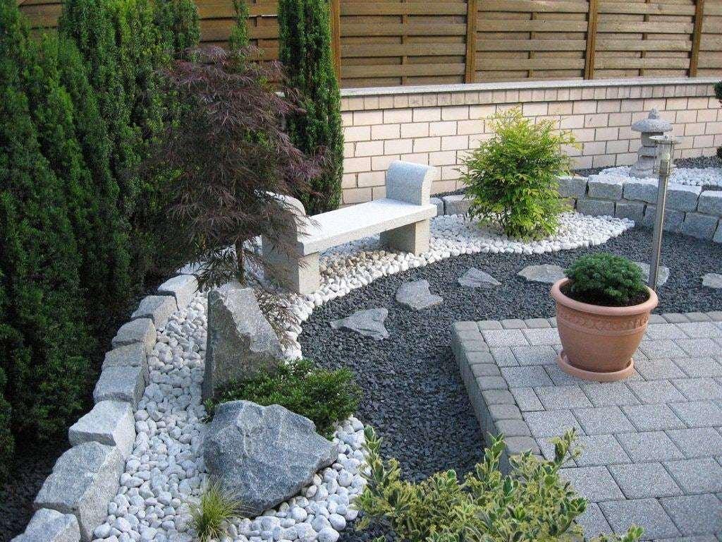 vorgarten gestalten mit kies und grasern reizend garten modern kies pic rockydurham of vorgarten gestalten mit kies und grasern