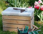 36 Inspirierend Gartengestaltung Mit Holzkisten