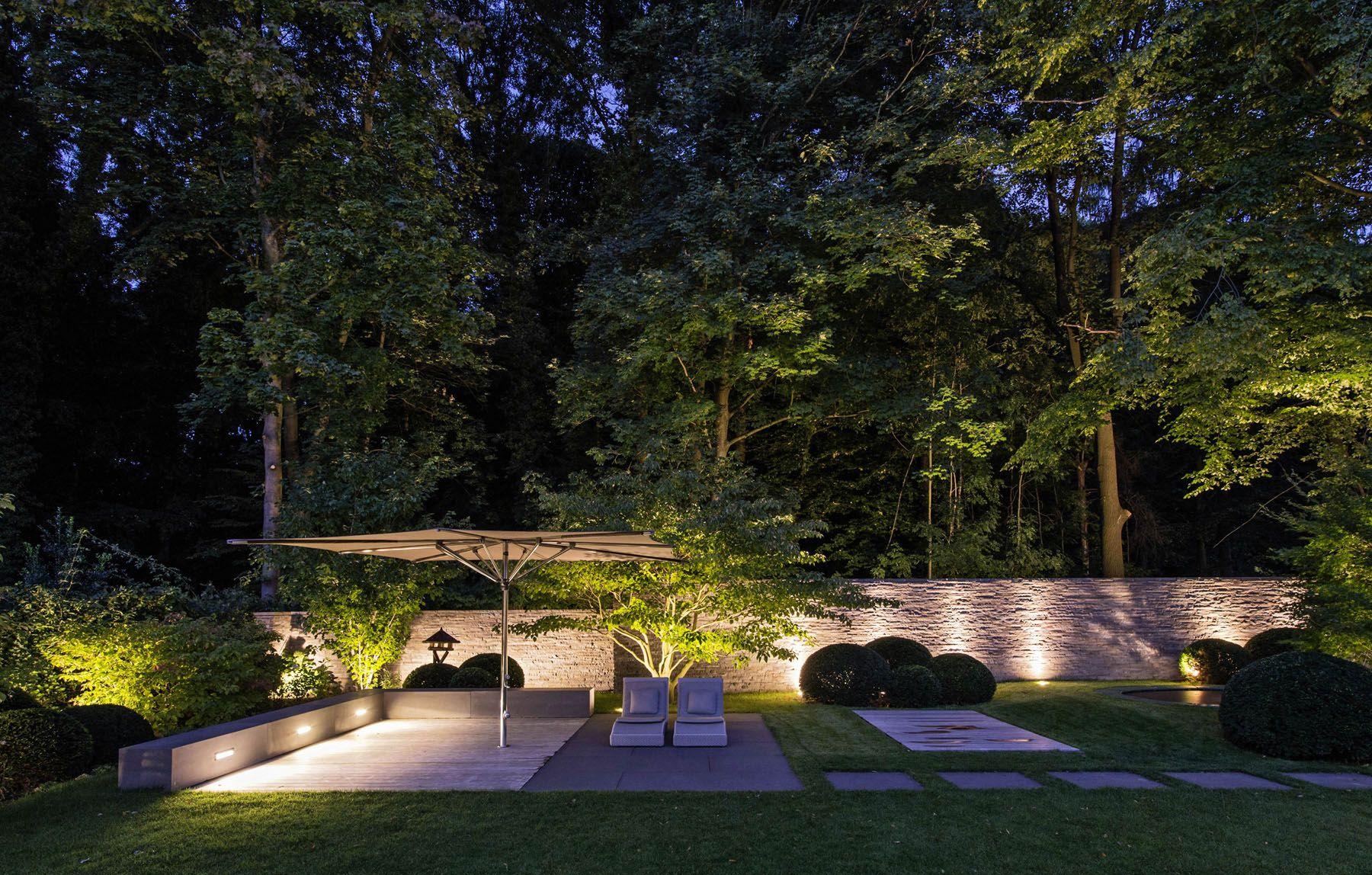 Gartengestaltung Modern Luxus Moderne Gartenarchitektur Köln Villengarten 1 Gartenplus