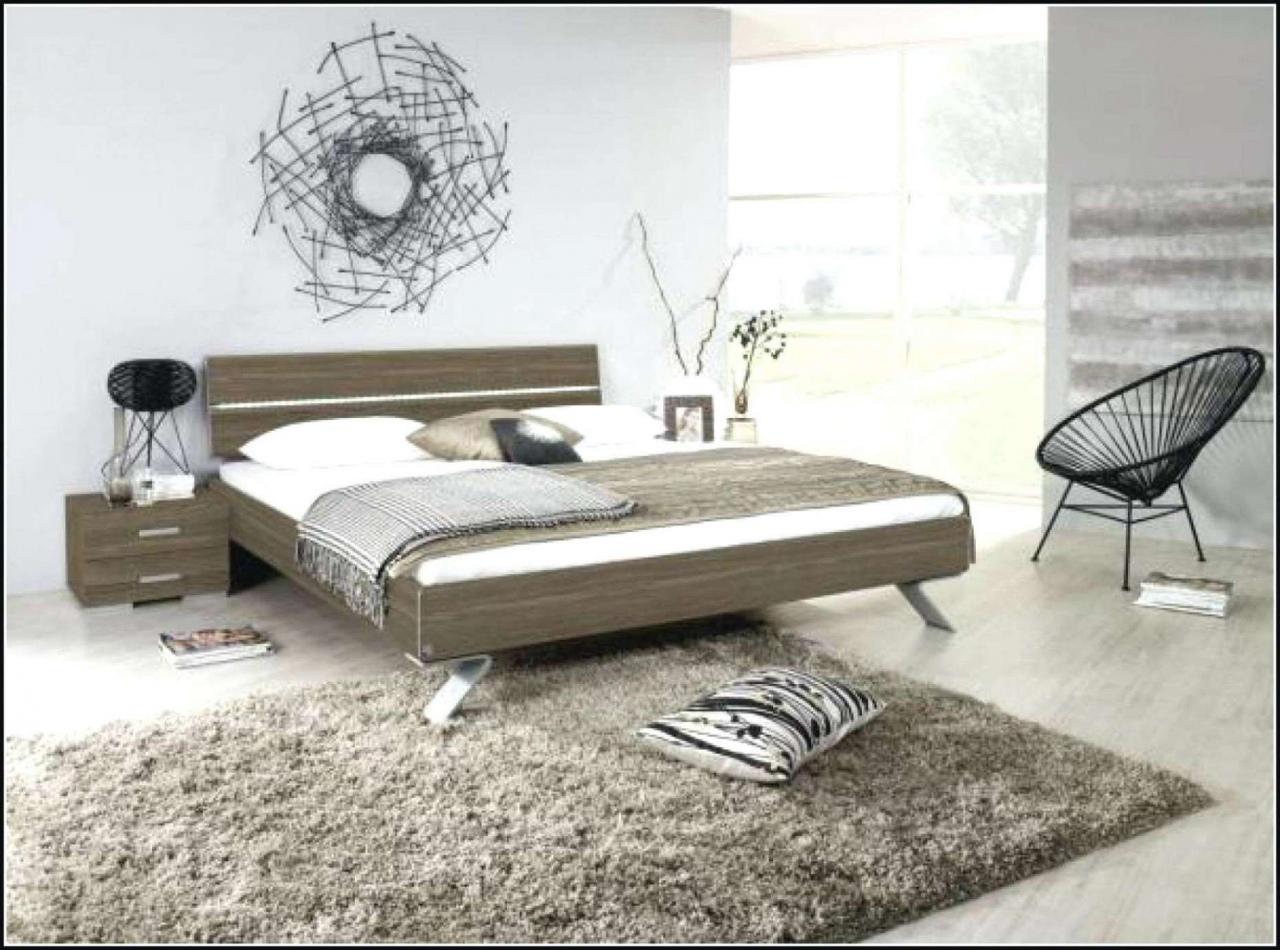 Gartengestaltung Modern Schön Modern Metal Bed Home Ideas Modern White Bed Design