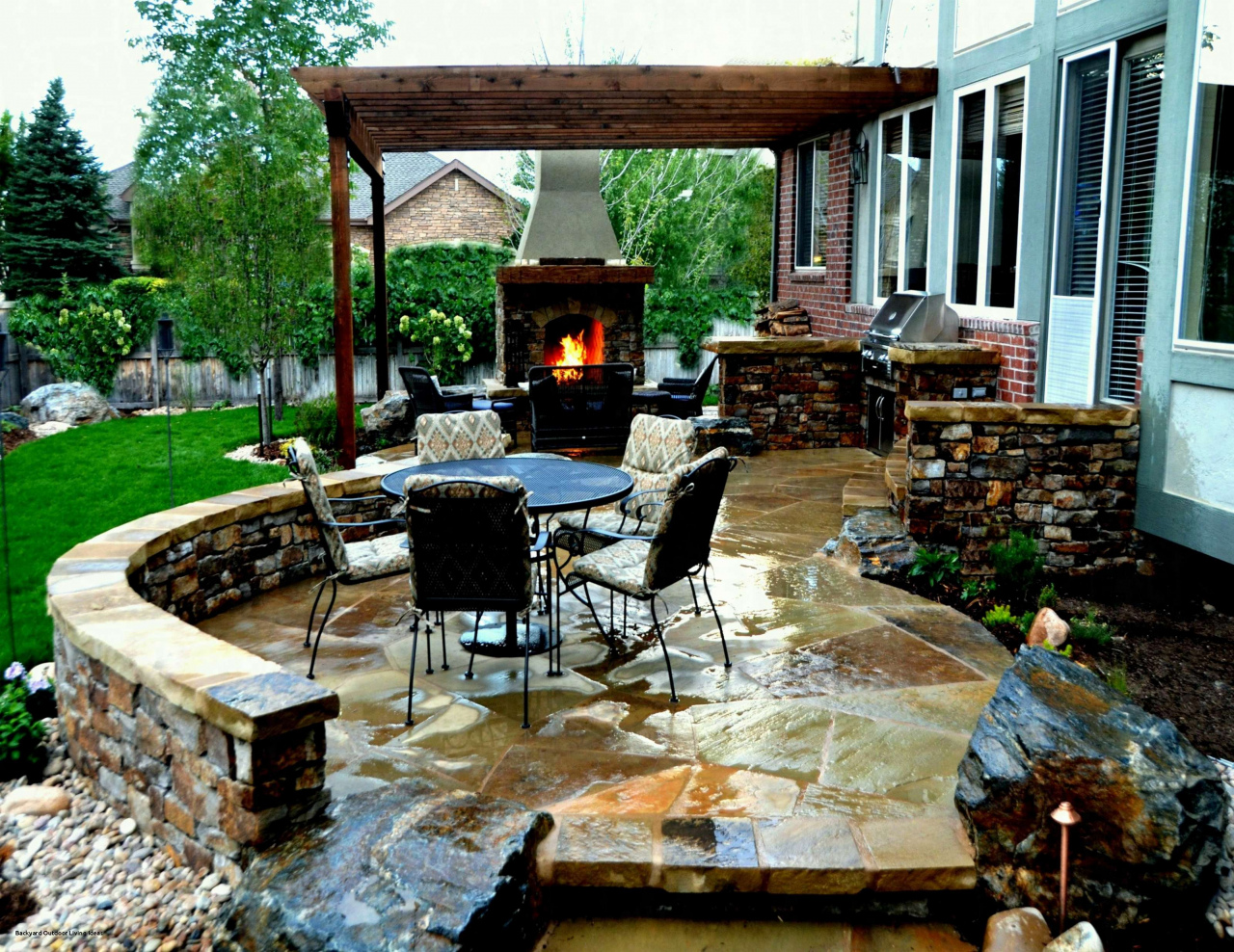 flagstone patio rattan garten inspirierend outdoor furniture sale near me awesome durch flagstone patio